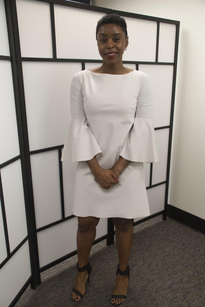 a22a47e6 White Natalia Dress by La Petite Robe di Chiara Boni for $94 | Rent the  Runway