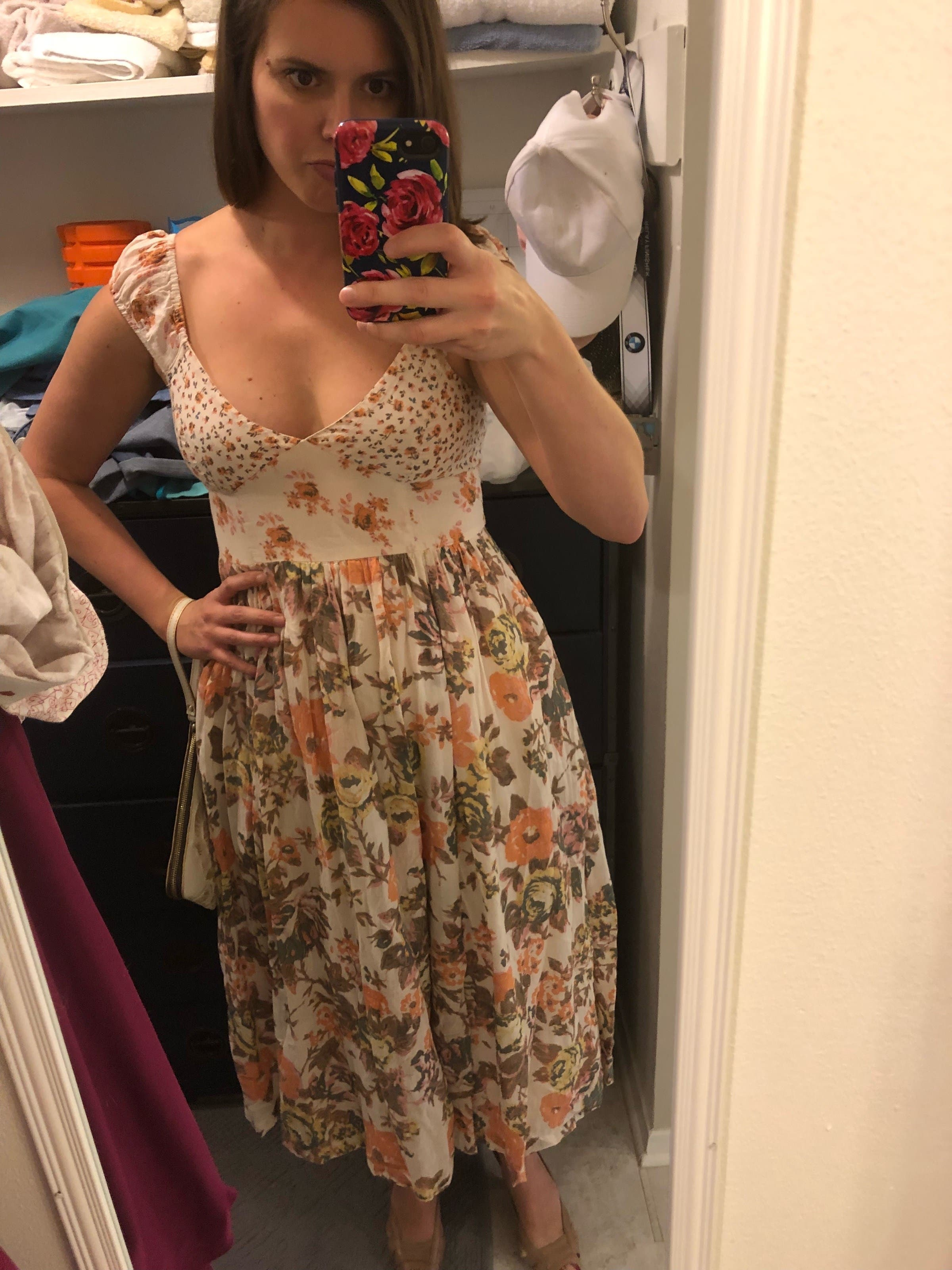 aaccd3da1eac6 Love You Midi Dress by Free People for  30 -  40