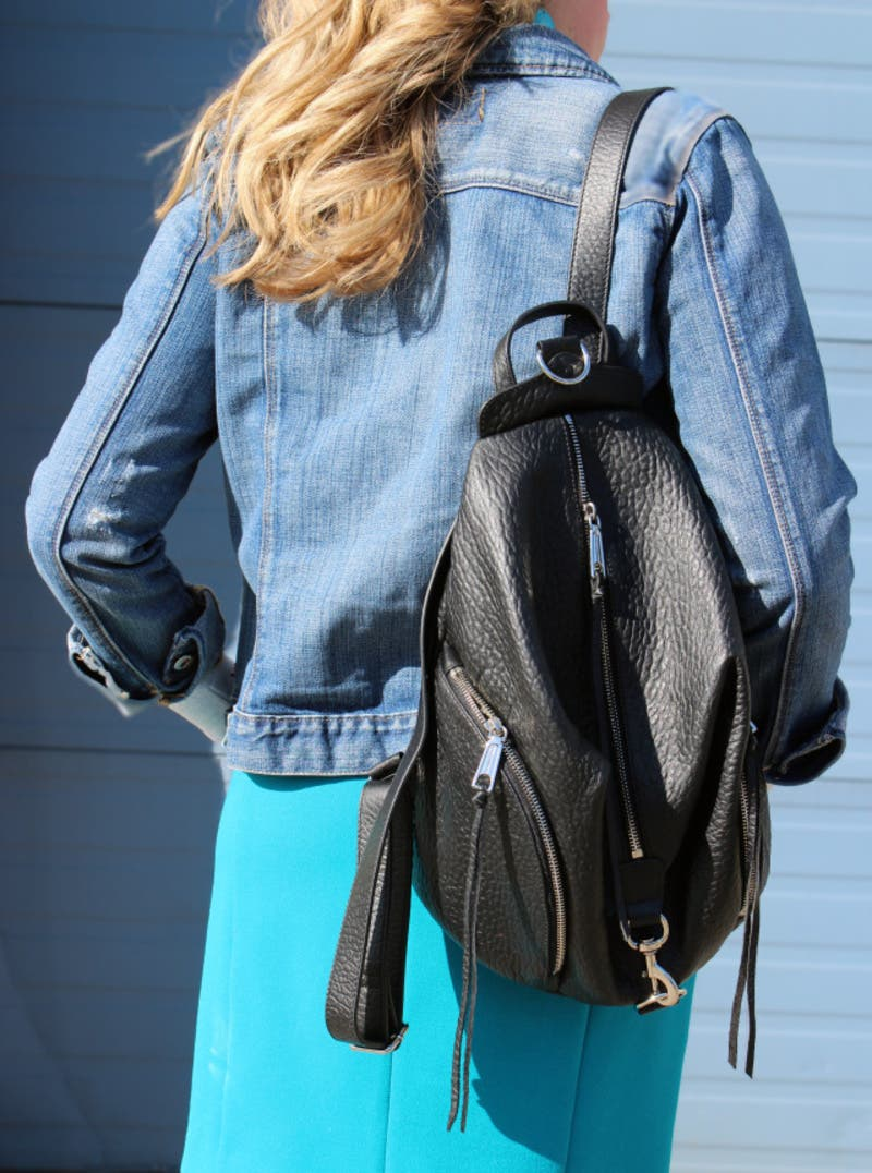 16f4d2630 Black Julian Backpack by Rebecca Minkoff Accessories for $89 | Rent the  Runway