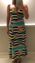 8c1b282a422 Rainbow Flag Stripe Maxi Dress by Mara Hoffman for  59