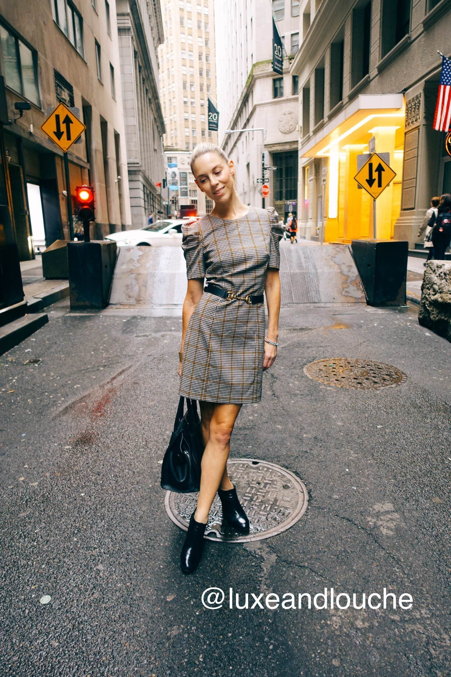 cf3f3ed037a5 Plaid Westwick Dress by Amanda Uprichard for $35 | Rent the Runway