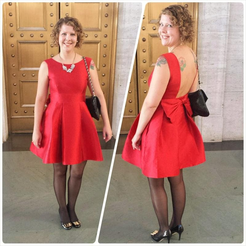 a1f222dae0c Dynasty Red Dress by kate spade new york for  53