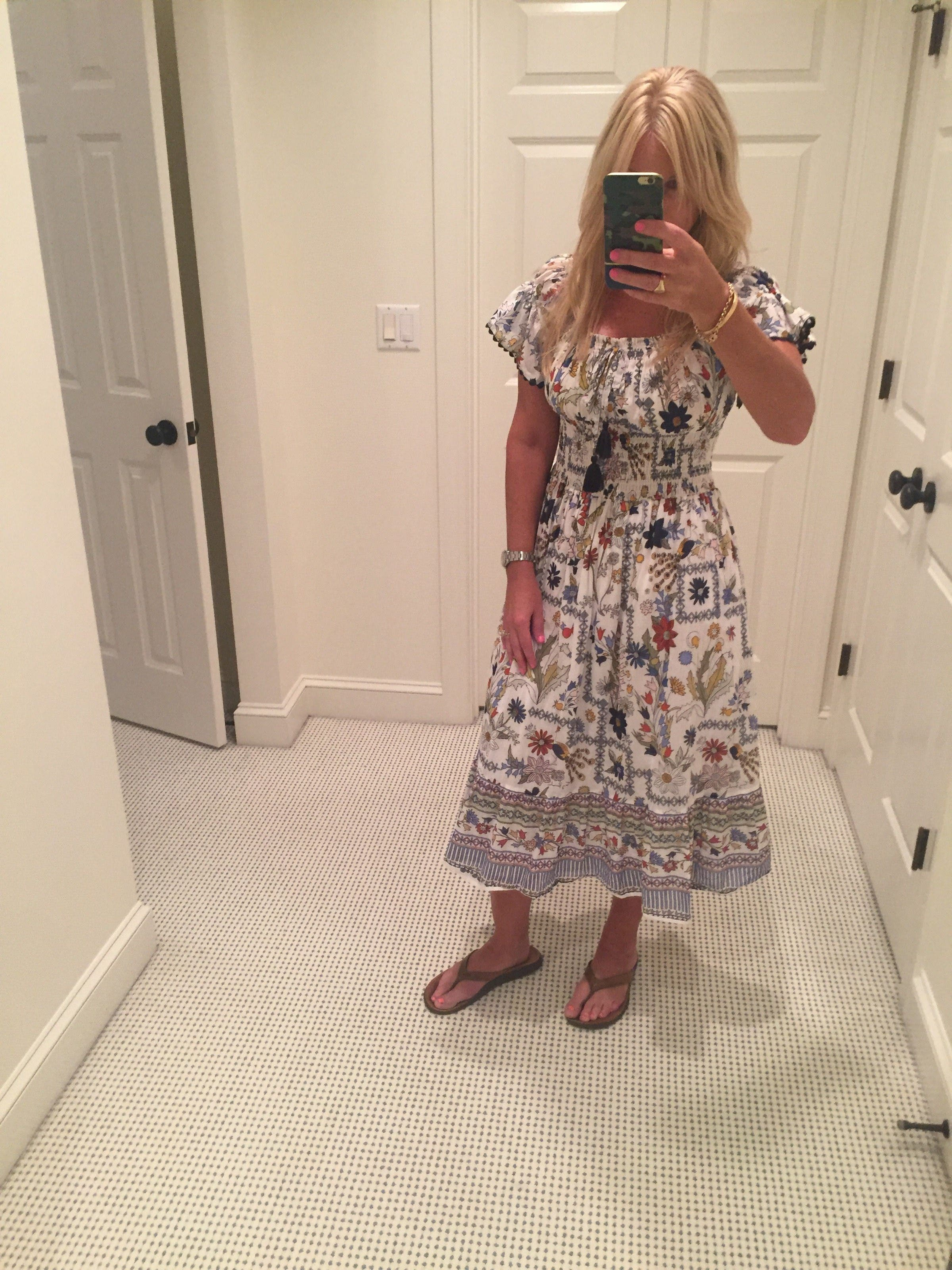 f29d680f8b Meadow Folly Dress by Tory Burch for $60 - $70 | Rent the Runway