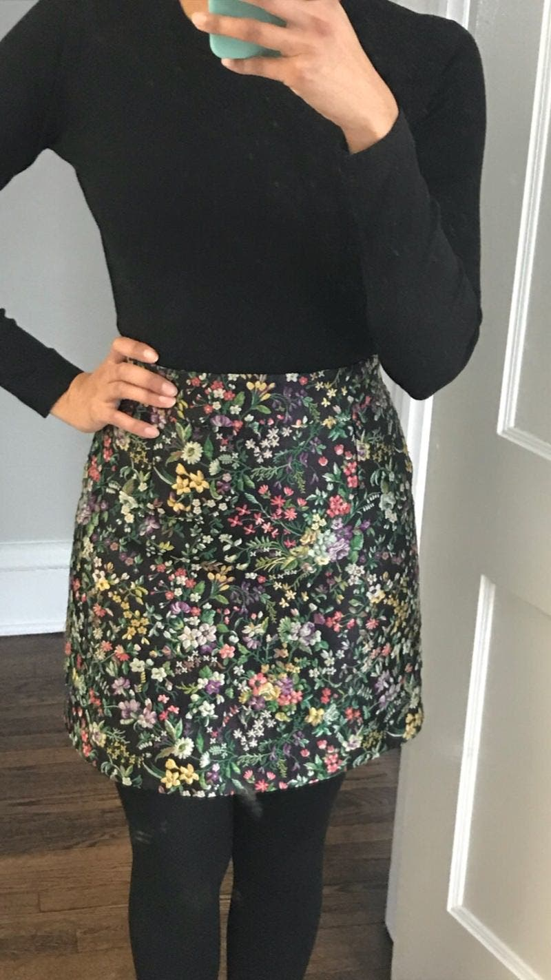 997c72d593 Floral Jacquard Skirt by Tibi for $70 | Rent the Runway