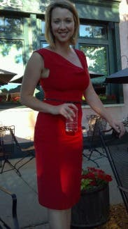 Red Jackie O Dress By Black Halo For 52 Rent The Runway
