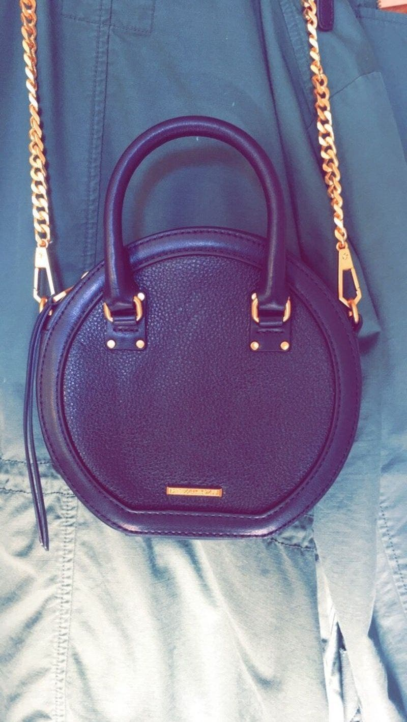 46051bb069 Bree Circle Bag by Rebecca Minkoff Accessories for  35