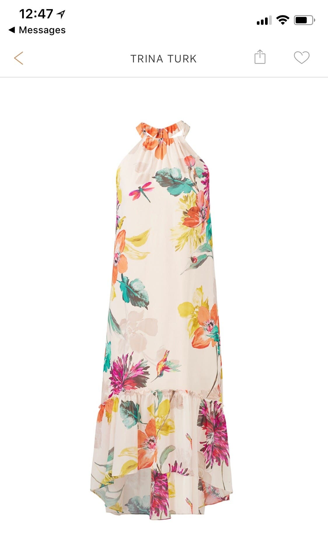 b4855b57b6c Floral Rosales Dress by Trina Turk for  55